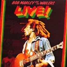 BOB MARLEY LIVE! (Винил)