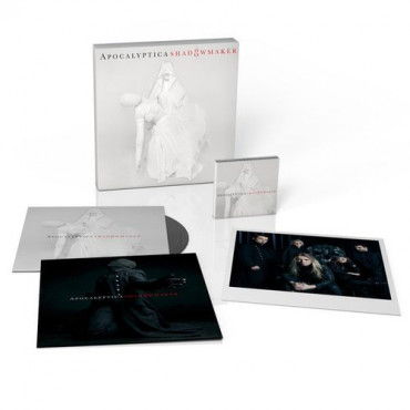 APOCALYPTICA - Shadowmaker (2Винил+CDBox)