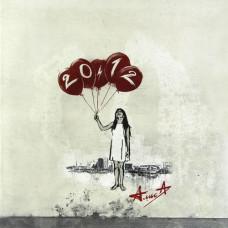 АЛИСА - 2012 (черно-красный) (Винил)