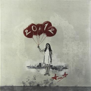 АЛИСА - 2012 (красный) (Винил)