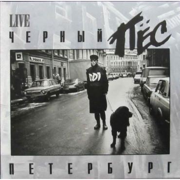 ДДТ - Черный Пес Петербург (black vinyl) (2Винил)