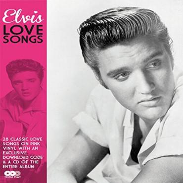 ELVIS PRESLEY Elvis Love Songs (2Винил)