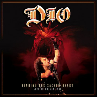 DIO - Finding The Sacred Heart - Live In Phill (2Винил) TOP
