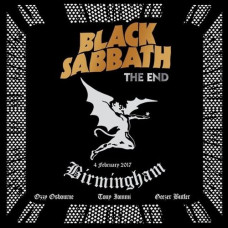 Black Sabbath - The End (3Винил)