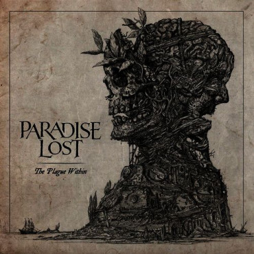 PARADISE LOST - The Plague Within (Gatefold Black) (2Винил)
