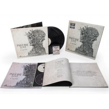 PARADISE LOST - The Plague Within (2Винил+2CD Deluxe Box)
