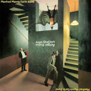 Manfred Mann's Earth Band Angel Station (180g) (Винил)