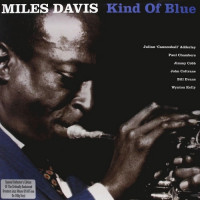 MILES DAVIS - KIND OF BLUE (Винил)