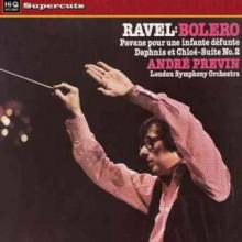 ANDRE PREVIN/LSO RAVEL/BOLERO/DAPHNIS ET CHLOE (Винил)