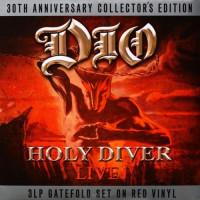 DIO - HOLY DIVER (3Винил)