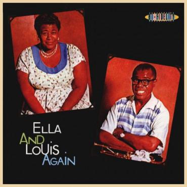 ELLA & LOUIS ELLA & LOUIS AGAIN (Винил)
