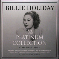 Billie Holiday - PLATINUM COLLECTION (WHITE VINYL) (3Винил)