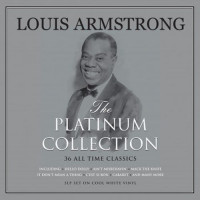 LOUIS ARMSTRONG - THE PLATINUM COLLECTION (WHITE VINYL)Box (3Винил)
