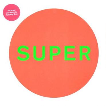 Pet Shop Boys Super (Винил)