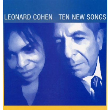 LEONARD COHEN TEN NEW SONGS (Винил)