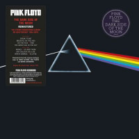 PINK FLOYD - The Dark Side OF THE MOON (Винил)