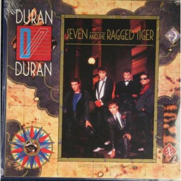 DURAN DURAN SEVEN AND THE RAGGED TIGER (2Винил)