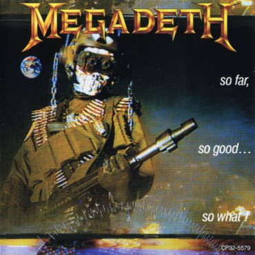 MEGADETH - SO FAR, SO GOOD... SO WHAT? (Винил)