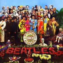 The Beatles - SGT PEPPER'S LONLEY HEARTS CLUB BAND (Винил)