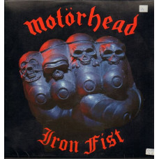 MOTORHEAD - IRON FIST (Винил)
