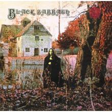 BLACK SABBATH - BLACK SABBATH (Винил+CD)