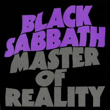BLACK SABBATH - MASTER OF REALITY (ВИНИЛ+CD)