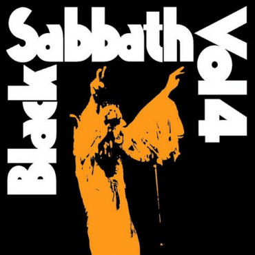 BLACK SABBATH - Vol 4 (Винил+CD)