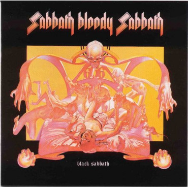 BLACK SABBATH - Sabbath Bloody Sabbath (2Винил)