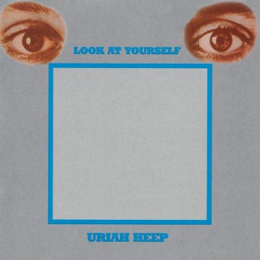URIAH HEEP LOOK AT YOURSELF (Винил)