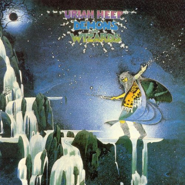 URIAH HEEP DEMONS AND WIZARDS (Винил)