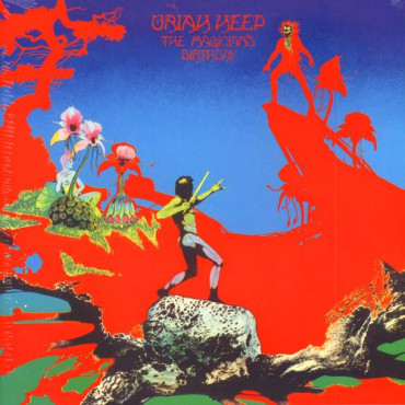 URIAH HEEP THE MAGICIAN'S BIRTHDAY (Винил)