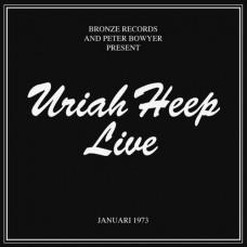 URIAH HEEP LIVE (2Винил)