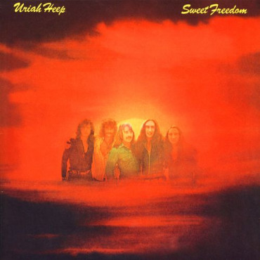 URIAH HEEP Sweet Freedom (Винил)