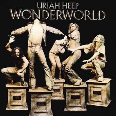 URIAH HEEP Wonderworld (Винил)