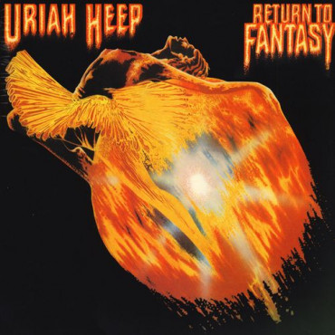 URIAH HEEP Return To Fantasy (180g) (Винил)