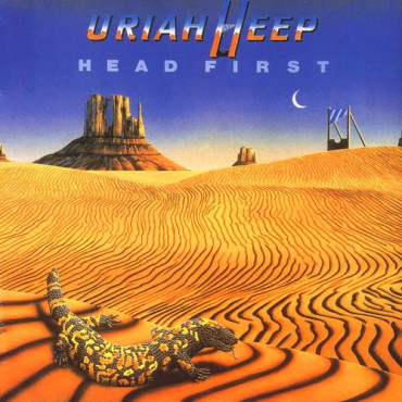URIAH HEEP Head First (180g) (Винил)