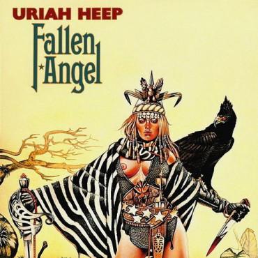 URIAH HEEP Fallen Angel (Винил)
