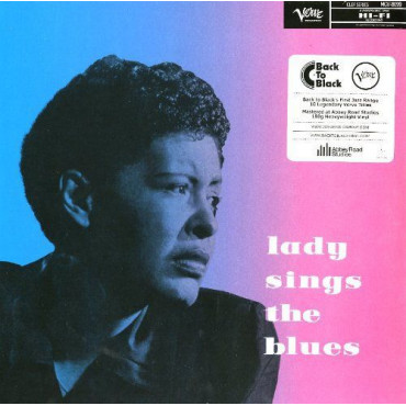 Billie Holiday Lady Sings The Blues (Винил)