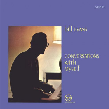 Bill Evans Conversations With Myself (Винил)