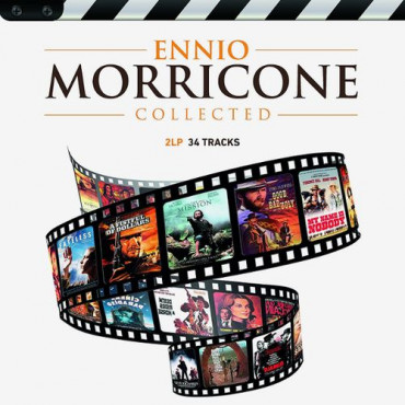 ENNIO MORRICONE COLLECTED (2Винил)
