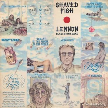 John Lennon - Shaved Fish (Винил)