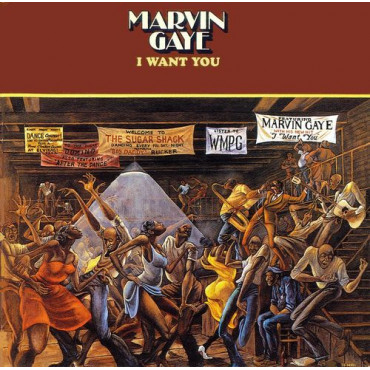 Marvin Gaye - I Want You (Винил)