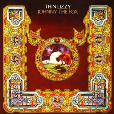 Thin Lizzy Johnny The Fox (Винил)