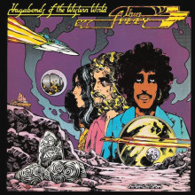 Thin Lizzy Vagabonds Of The Western World (Винил)