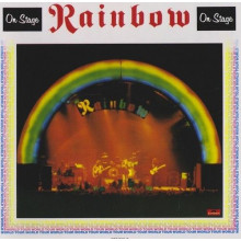 Rainbow On Stage (2Винил)