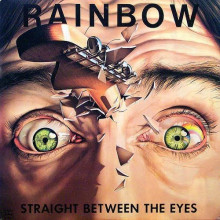Rainbow Straight Between The Eyes (Винил)