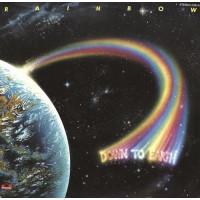 Rainbow Down To Earth (Винил)