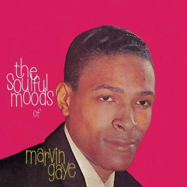 Marvin Gaye The Soulful Moods (Винил)