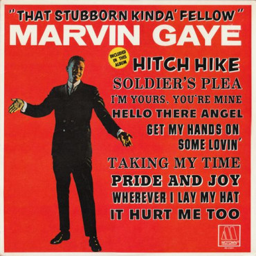 Marvin Gaye That Stubborn Kinda' Fellow (Винил)