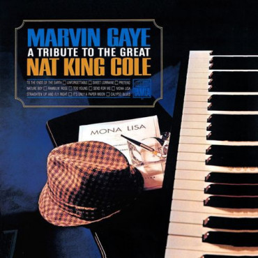 Marvin Gaye A Tribute To The Great Nat King Cole (Винил)